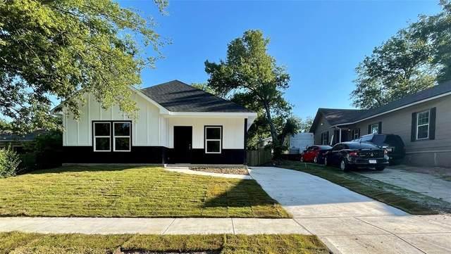 3317 Fitzhugh Avenue, Fort Worth, TX 76105 (MLS #14602064) :: Potts Realty Group
