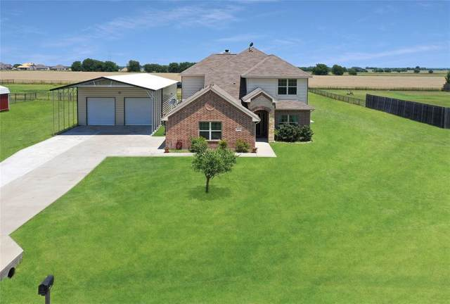 19155 County Road 646, Farmersville, TX 75442 (MLS #14602076) :: The Property Guys