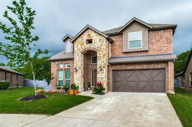 1401 Summit View Lane, Little Elm, TX 76227 (MLS #14602123) :: Real Estate By Design