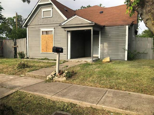 615 Loney Street, Fort Worth, TX 76104 (MLS #14602203) :: The Chad Smith Team