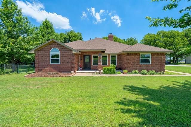 8563 Shaw Road, Sanger, TX 76266 (MLS #14602213) :: Trinity Premier Properties