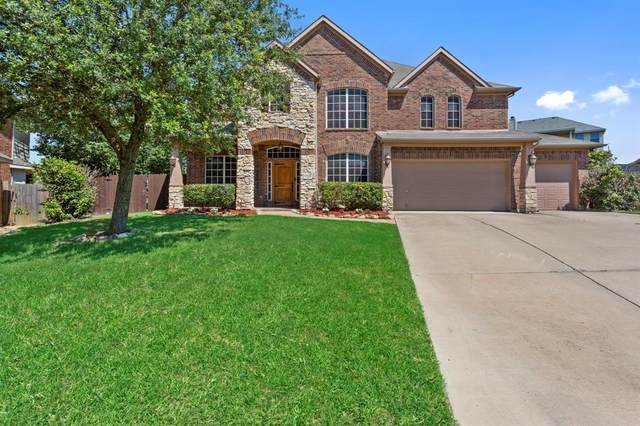 1127 Hackberry Court, Burleson, TX 76028 (MLS #14602436) :: Real Estate By Design