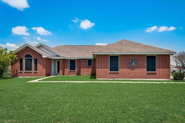 537 Gibson Road, Waxahachie, TX 75165 (MLS #14602479) :: Robbins Real Estate Group