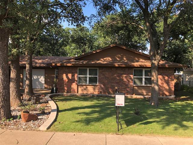 1156 Jerry Lane, Bedford, TX 76022 (MLS #14602535) :: Front Real Estate Co.