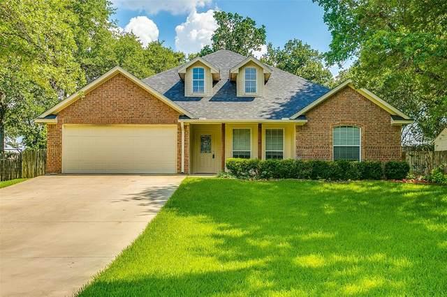 120 Deep Wood Lane, Weatherford, TX 76088 (MLS #14602567) :: The Rhodes Team
