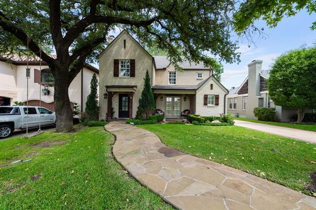3728 Bellaire Drive N, Fort Worth, TX 76109 (MLS #14602744) :: All Cities USA Realty