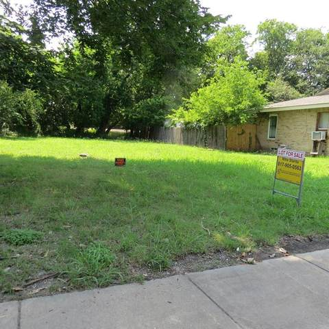 807 Odell Street, Mckinney, TX 75069 (MLS #14602824) :: Real Estate By Design
