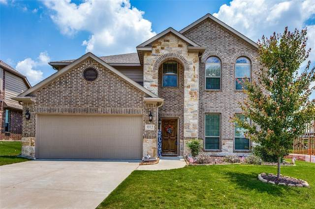 4815 Camp Verde Circle, Sherman, TX 75092 (MLS #14602955) :: Real Estate By Design