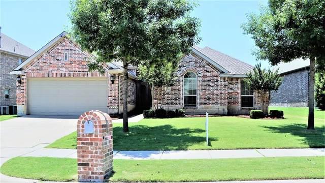 2110 Fairway View Lane, Wylie, TX 75098 (MLS #14603058) :: Real Estate By Design