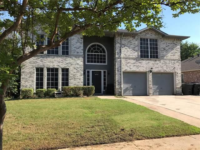 2203 Barton Springs Drive, Corinth, TX 76210 (MLS #14603085) :: Real Estate By Design