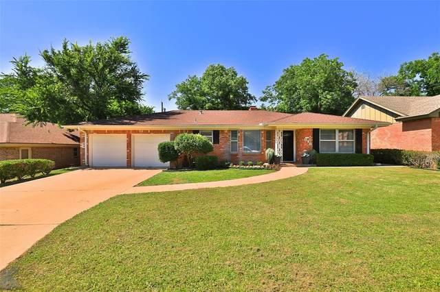 818 Milford Street, Abilene, TX 79601 (MLS #14603129) :: Robbins Real Estate Group