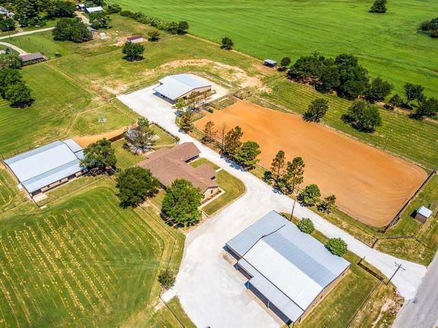 251 Gilliland Road, Springtown, TX 76082 (MLS #14603154) :: Trinity Premier Properties