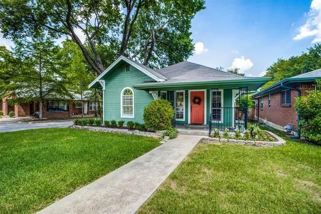 938 N Clinton Avenue, Dallas, TX 75208 (MLS #14603387) :: HergGroup Dallas-Fort Worth