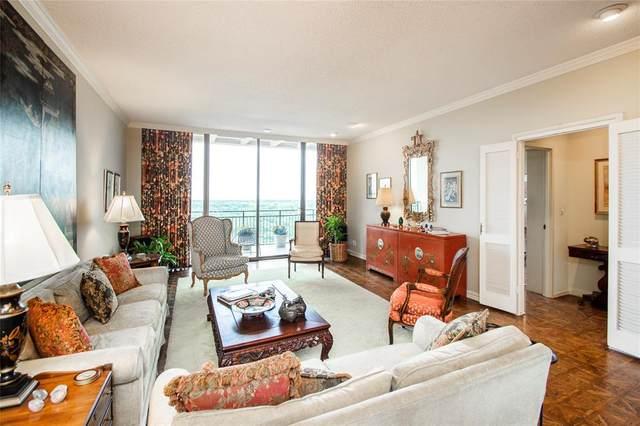 6335 W Northwest Highway #1211, Dallas, TX 75225 (MLS #14603407) :: Robbins Real Estate Group