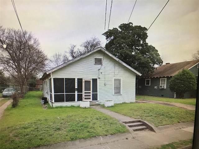 3814 Jamaica Street, Dallas, TX 75210 (MLS #14603715) :: The Chad Smith Team