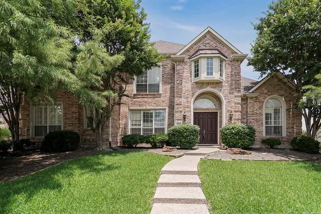 6800 Cross Creek Lane, Mckinney, TX 75072 (MLS #14603769) :: Real Estate By Design
