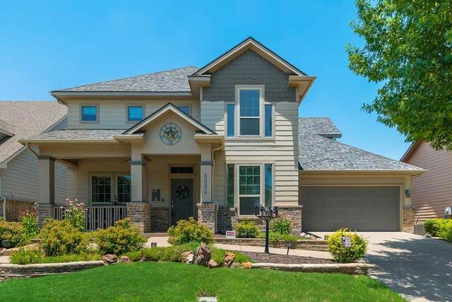6804 Norman Rockwell Lane, Mckinney, TX 75071 (#14603794) :: Homes By Lainie Real Estate Group