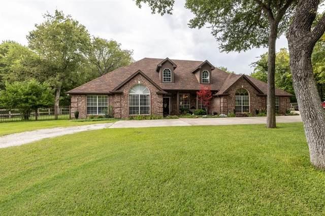 286 W Ridge Street, Decatur, TX 76234 (MLS #14603891) :: The Property Guys