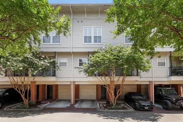 2902 State Street #22, Dallas, TX 75204 (MLS #14603986) :: The Chad Smith Team