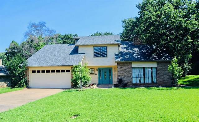 5809 Arbor Valley Drive, Arlington, TX 76016 (MLS #14604116) :: DFW Select Realty