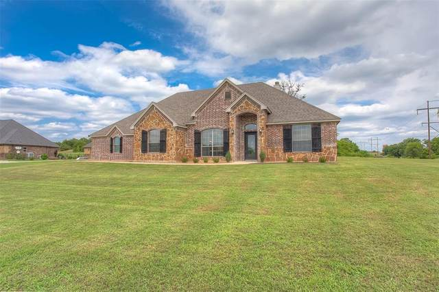 109 Crossing Point, Weatherford, TX 76088 (MLS #14604134) :: Real Estate By Design