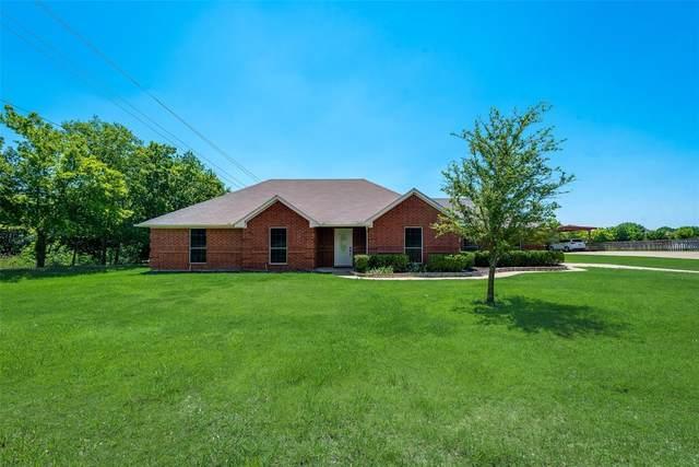11011 Country Ridge Lane, Forney, TX 75126 (MLS #14604152) :: Real Estate By Design