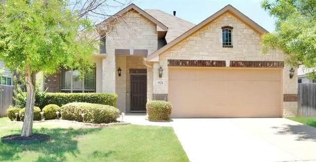 921 Loftin Street, Crowley, TX 76036 (MLS #14604259) :: Robbins Real Estate Group