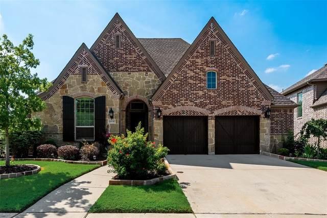 11058 Longleaf Lane, Flower Mound, TX 76226 (MLS #14604260) :: Real Estate By Design