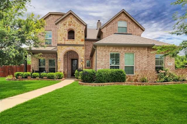 6020 Park View Drive, Midlothian, TX 76065 (MLS #14604447) :: The Krissy Mireles Team