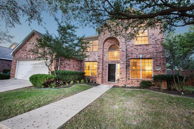 6104 Cobble Trail, Flower Mound, TX 75028 (MLS #14604453) :: DFW Select Realty