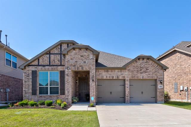 1808 Outpost Creek Lane, Aubrey, TX 76227 (MLS #14604477) :: The Great Home Team