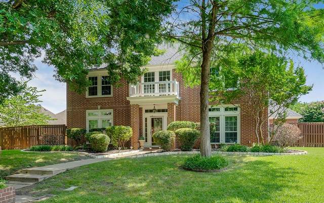 6821 Glen Meadow Drive, Fort Worth, TX 76132 (MLS #14604486) :: 1st Choice Realty