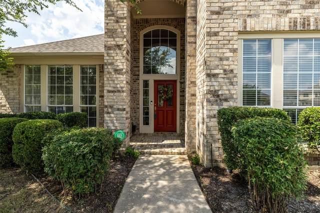 1001 Creekhollow Drive, Keller, TX 76248 (MLS #14604817) :: DFW Select Realty