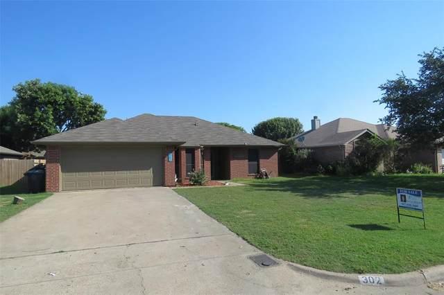 302 Odell Street, Cleburne, TX 76033 (MLS #14604844) :: RE/MAX Pinnacle Group REALTORS