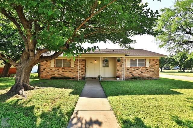 2925 Ross Avenue, Abilene, TX 79605 (MLS #14604913) :: Robbins Real Estate Group