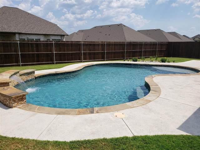 111 Shenandoah Court, Forney, TX 75126 (MLS #14604931) :: Real Estate By Design