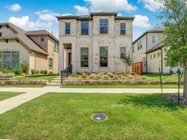 3743 Harvest Lane, Frisco, TX 75034 (MLS #14605048) :: Robbins Real Estate Group