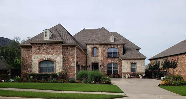 4820 Cargill Circle, Fort Worth, TX 76244 (MLS #14605126) :: Real Estate By Design