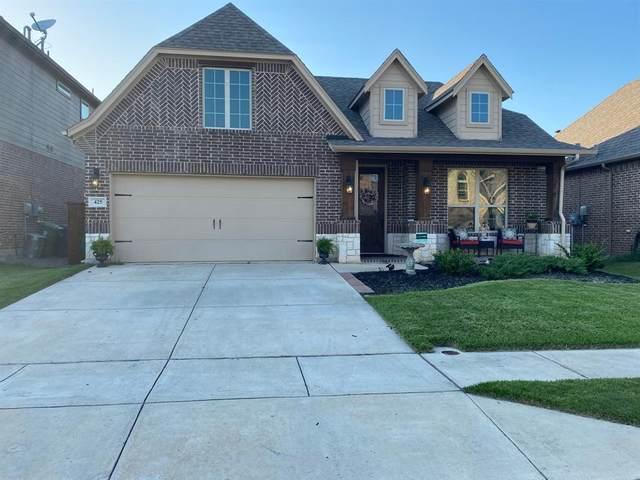 425 Middleton Drive, Roanoke, TX 76262 (MLS #14605479) :: RE/MAX Pinnacle Group REALTORS
