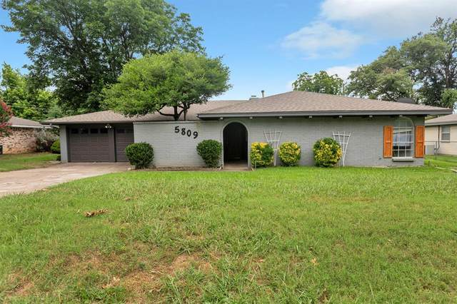 5809 Waits Avenue, Fort Worth, TX 76133 (MLS #14605483) :: The Property Guys