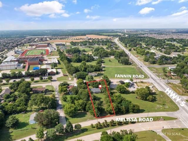 3312 Fannin Road, Melissa, TX 75454 (MLS #14605631) :: The Mauelshagen Group