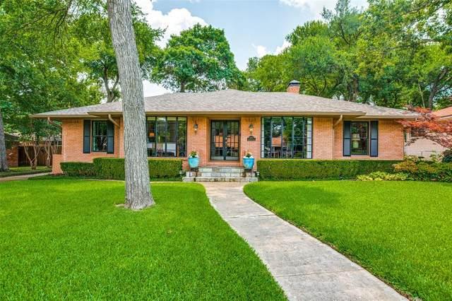 2822 Bonnywood Lane, Dallas, TX 75233 (MLS #14605765) :: The Property Guys
