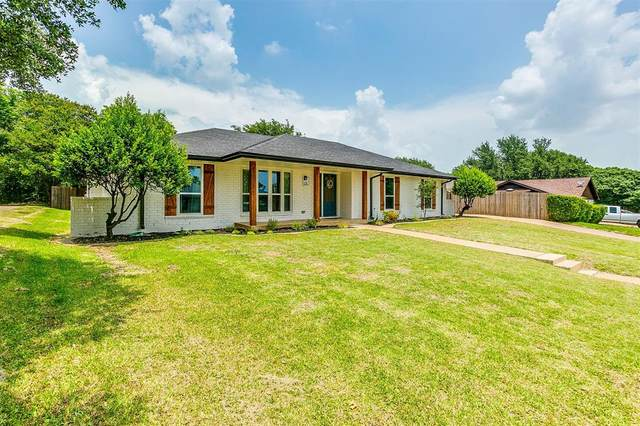 4508 Saldana Drive, Fort Worth, TX 76133 (MLS #14605769) :: The Good Home Team