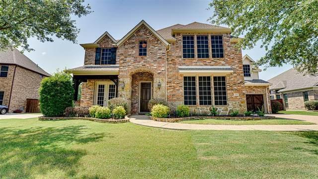 2755 Waterfront Drive, Grand Prairie, TX 75054 (MLS #14606023) :: The Property Guys
