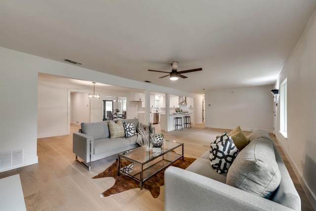 463 Pittman Street, Richardson, TX 75081 (MLS #14606236) :: The Property Guys