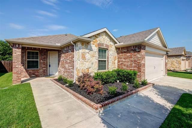 1207 Jasper Crossing, Princeton, TX 75407 (MLS #14606355) :: Real Estate By Design