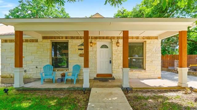 1126 Wilbur Street, Dallas, TX 75224 (MLS #14606378) :: The Daniel Team