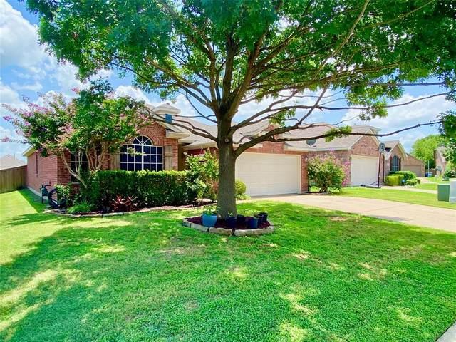 2153 Cedar Park Drive, Forney, TX 75126 (MLS #14606462) :: The Krissy Mireles Team