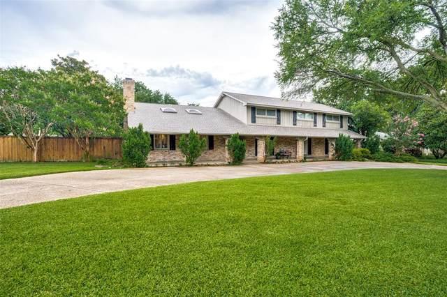 3824 Sleepy Lane, Dallas, TX 75229 (MLS #14606869) :: The Property Guys