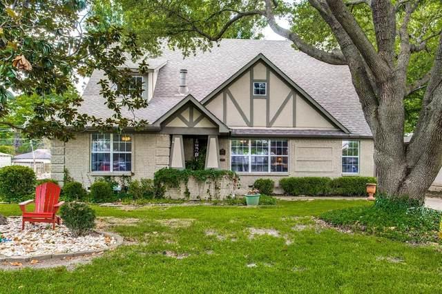 6144 Monticello Avenue, Dallas, TX 75214 (MLS #14607122) :: The Mitchell Group